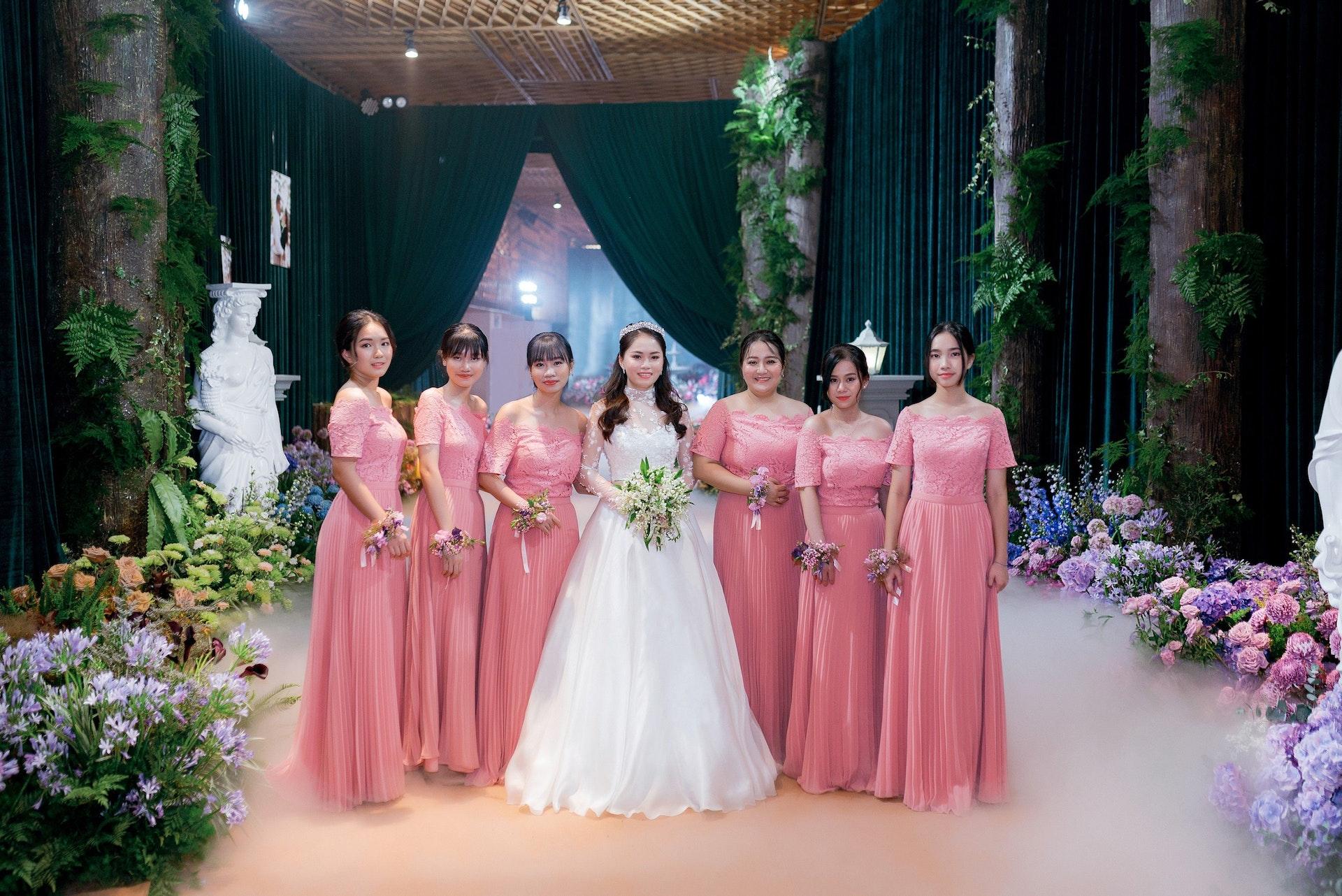 meraki wedding planners